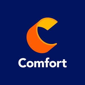 Comfort Inn Logo Vector (.EPS) Free Download.