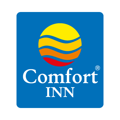 Comfort Inn vector logo free download.