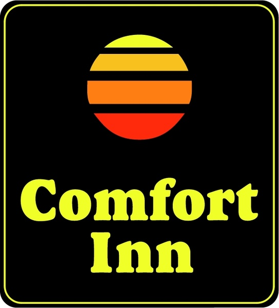 Comfort inn 0 Free vector in Encapsulated PostScript eps.