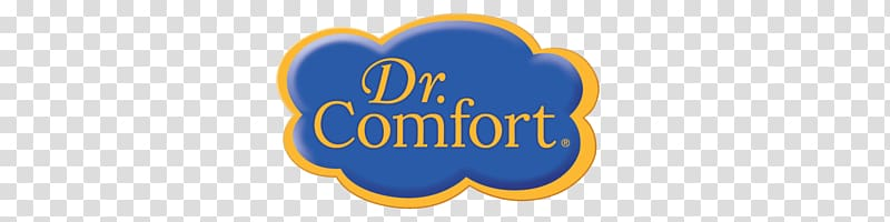 Logo Slipper Shoe Dr. Comfort Brand, orthopedic slipper.