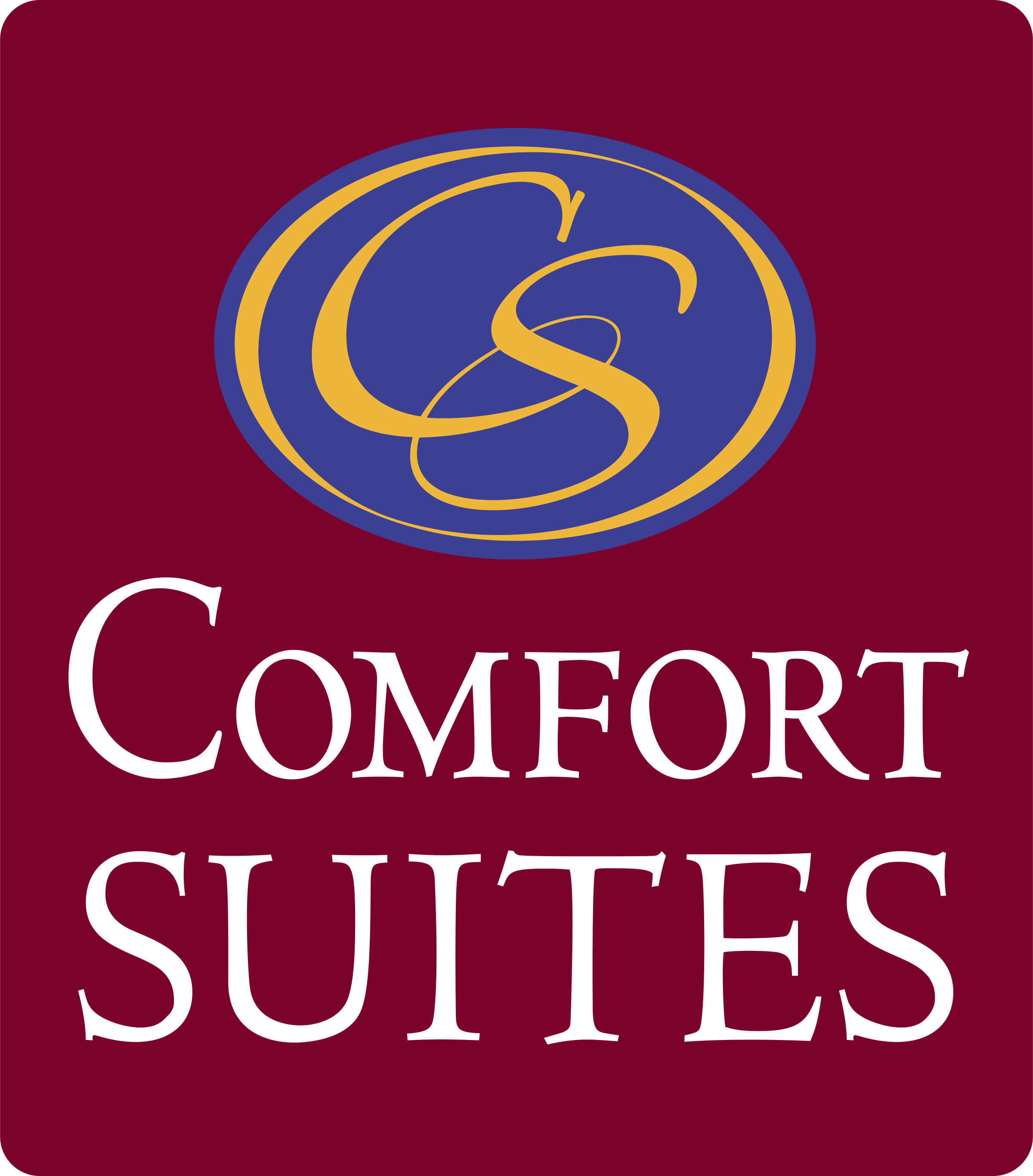 Comfort Suites new Logo PNG Transparent & SVG Vector.