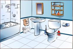 Clipart bathroom comfort room, Picture #396268 clipart.