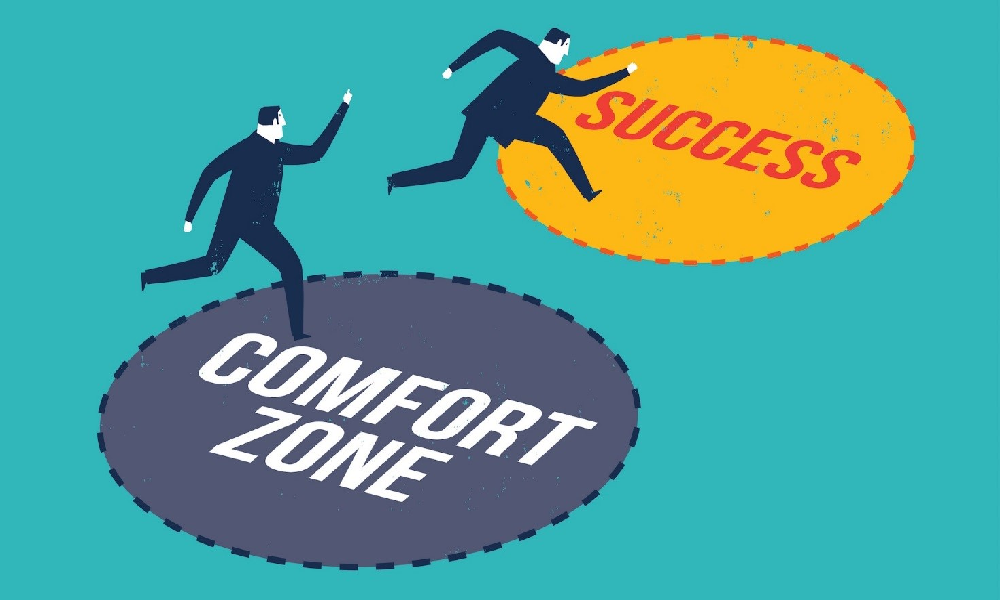 Step Out Your Comfort Zone to Boost Your Career Skillroads.com.