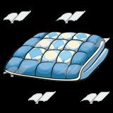 Quilted Comforter Clip Art.