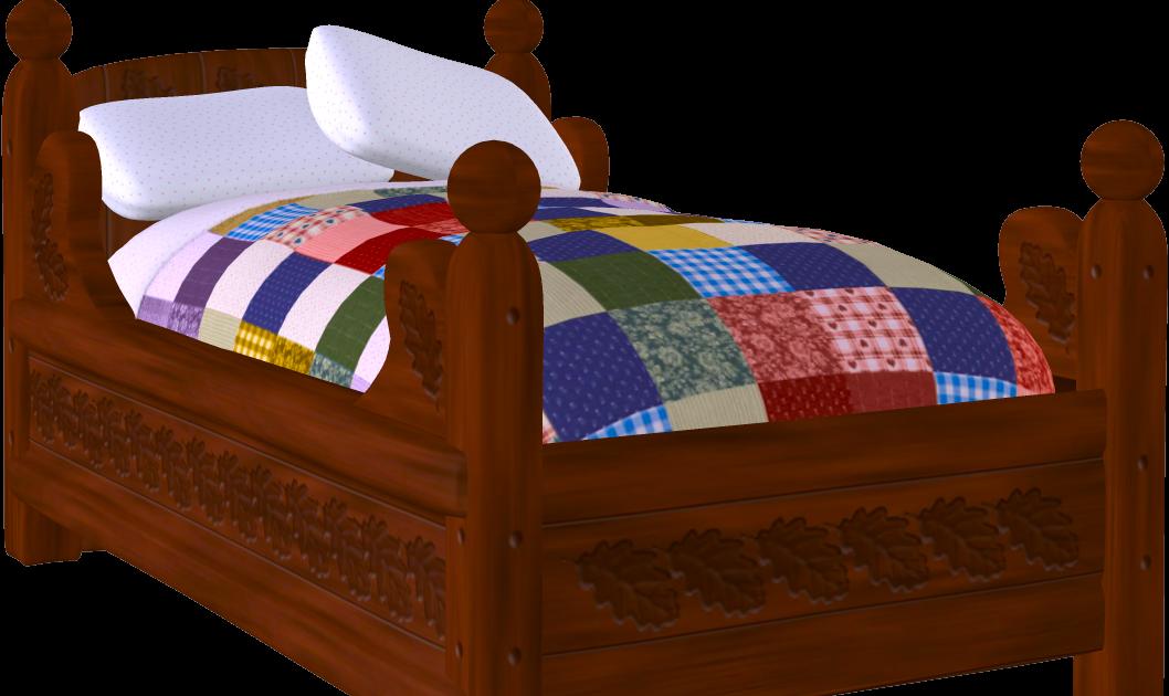 Pillow clipart comfy bed, Pillow comfy bed Transparent FREE.