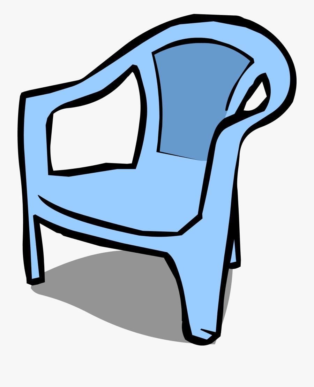 Transparent Comfy Chair Clipart.