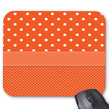 Amazon.com : Comic Book Polka dot Clip Art Image Mouse pad.