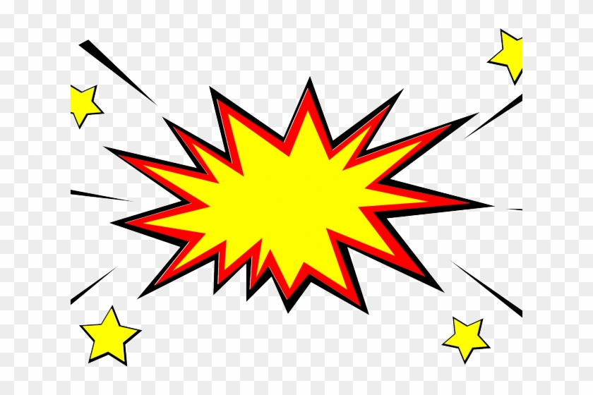 Comic Book Explosion Png , Png Download.