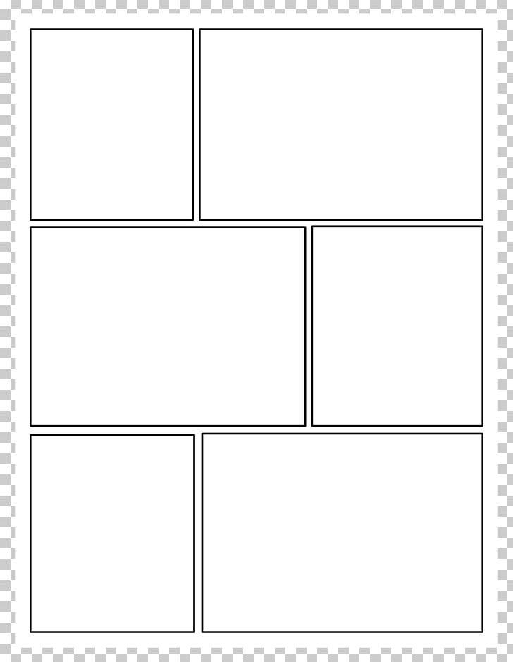 comic book template.