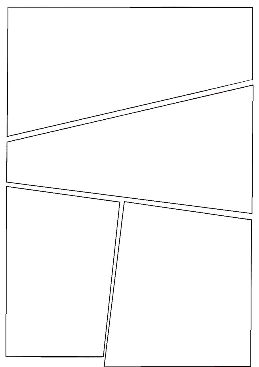Blank Comic page 1 by C0NN0RMAN43.deviantart.com on @deviantART.