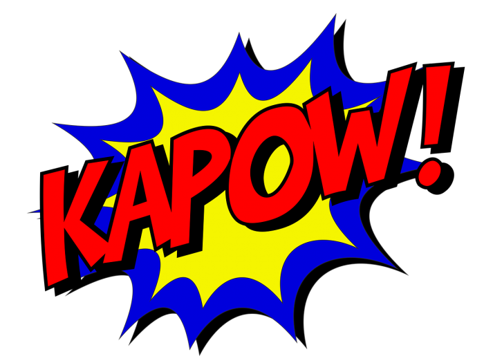 Comic Book Words Png Vector, Clipart, PSD.