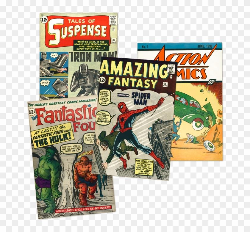 Comic Book Png.