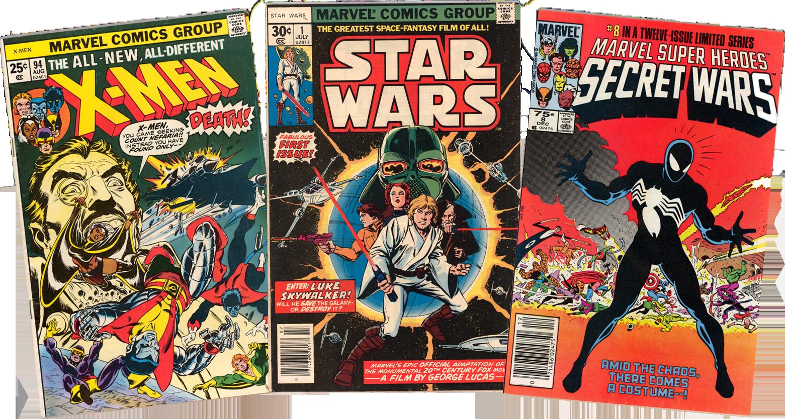 Legendary Comics.