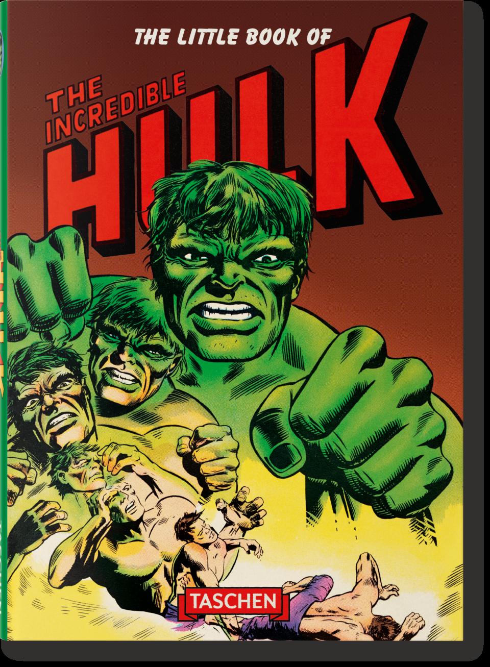 The Little Book of Hulk.