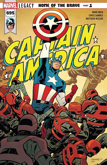 The Best Comic Book Covers of November 2017 :: Comics :: Comics :: Paste.