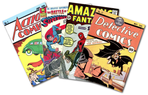 10 Lessons Comic Books Can Teach Us About Blogging and Content.
