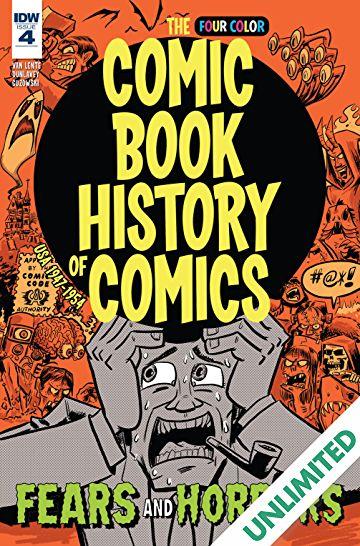 Comic Book History of Comics #4 (of 6).