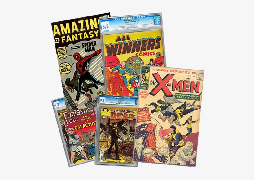 Most Big Websites Want Your Quality Comic Books On.