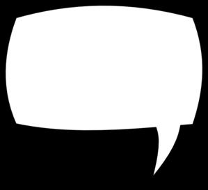 Comic Speech Cloud Clip Art at Clker.com.