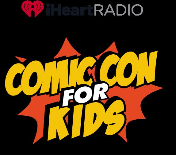 Comic Con For Kids.