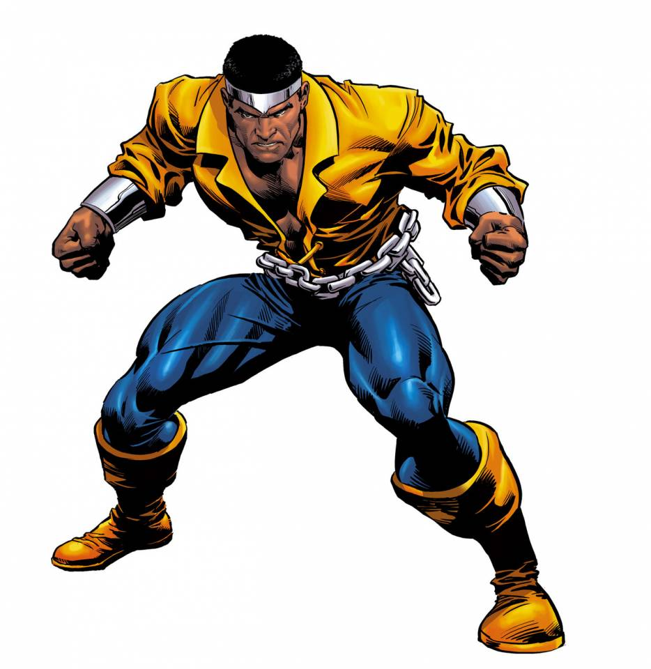 Luke Cage (Character).