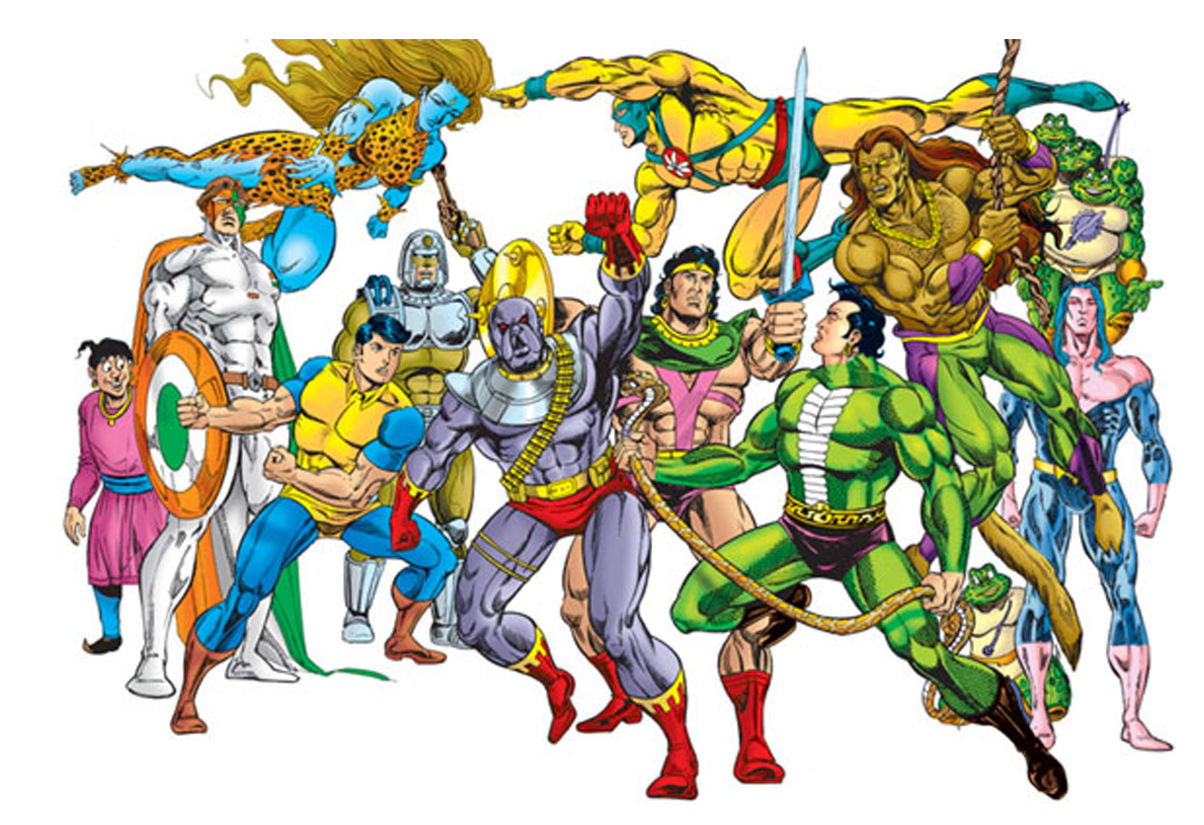 The Veterans of Indian Comics « The Hooded Utilitarian.