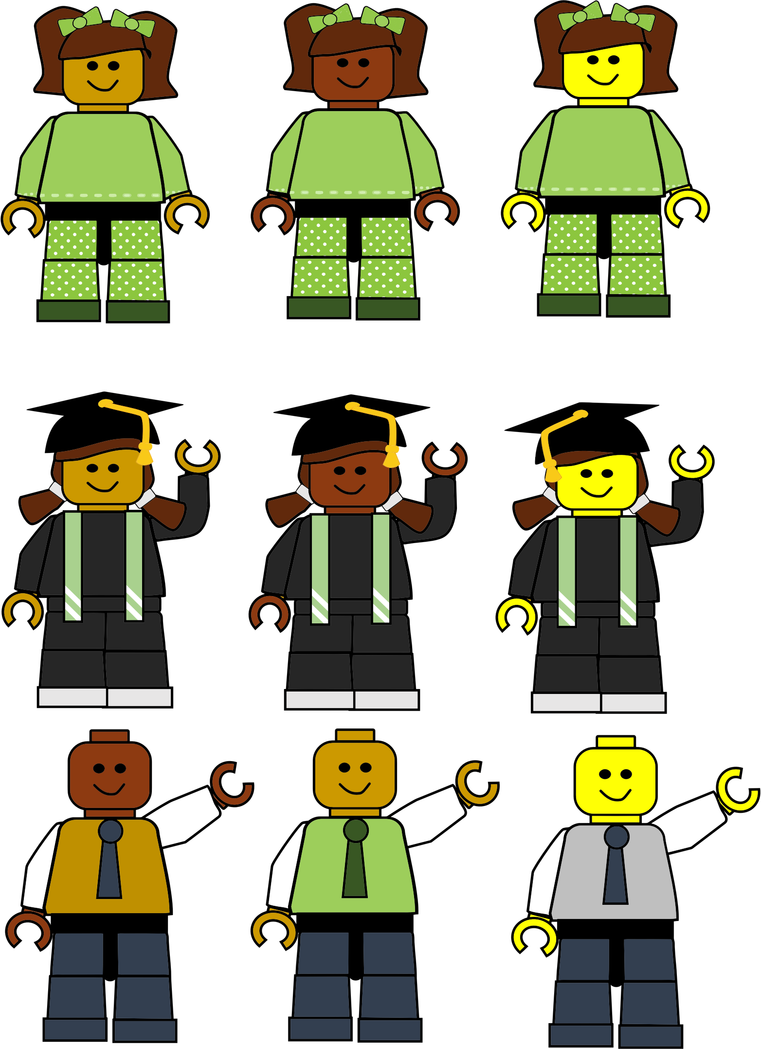 Comic Figures Clipart Clipground