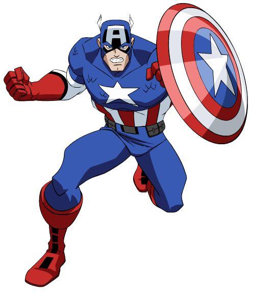 Free Superhero Clip Art.