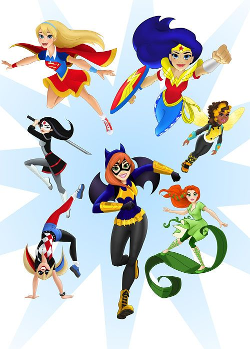 DC Comics & Mattel Are Making Action Figures For Girls—Hallelujah!.