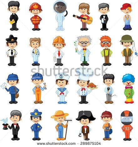 Cartoon Character Stock Photos, Royalty.