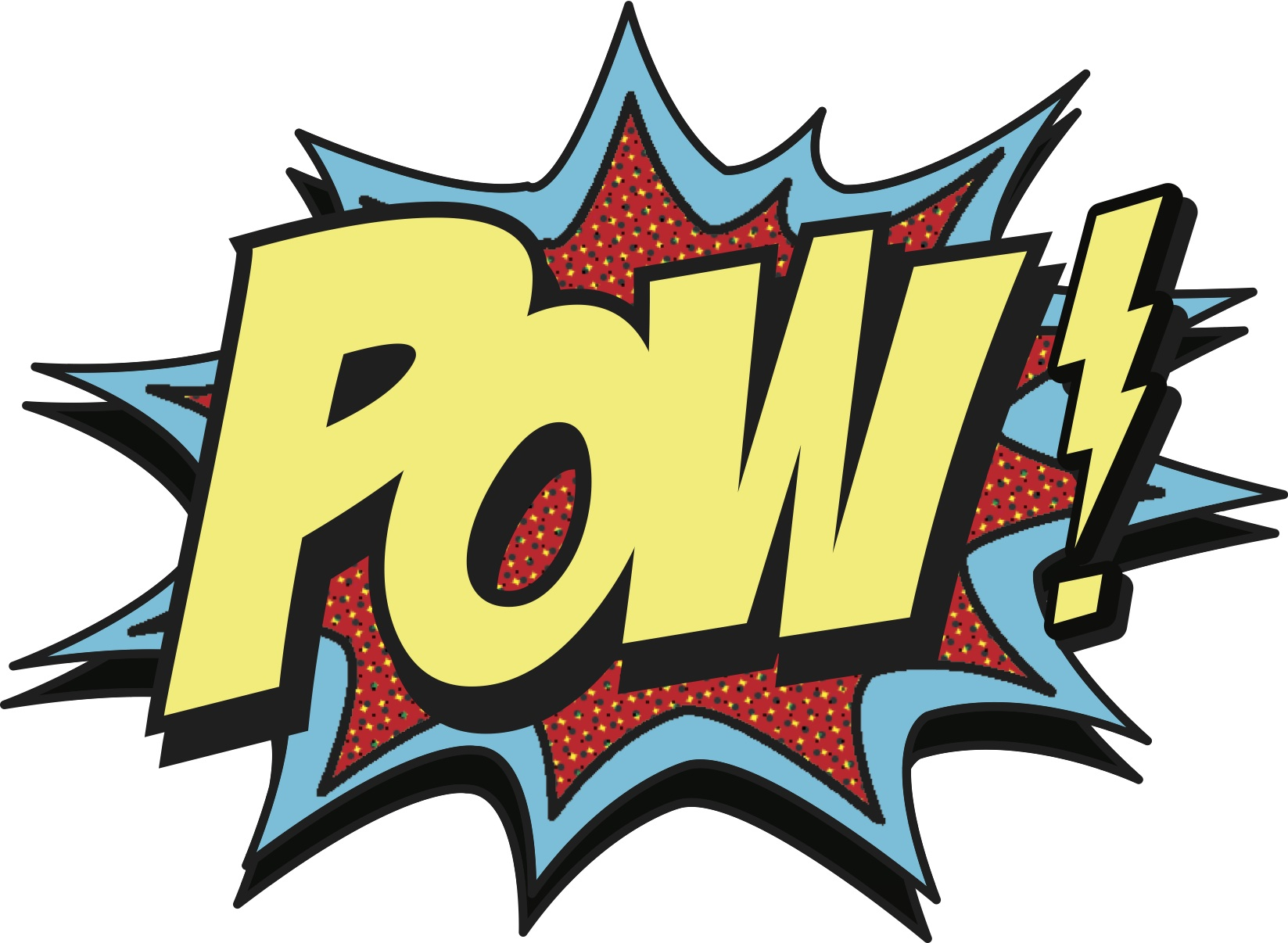 Free Comic Book Pow Png, Download Free Clip Art, Free Clip.