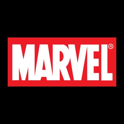 Marvel Comics vector logo.