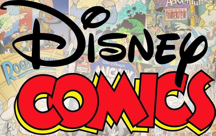 Disney Comics.