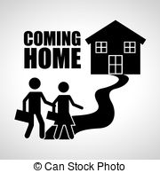 Coming home Illustrations and Clip Art. 1,406 Coming home royalty.