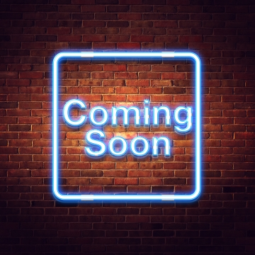 Coming Soon PNG Images.