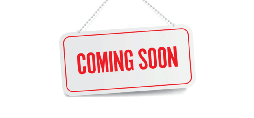 Coming soon sign png 1 » PNG Image.