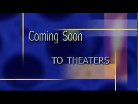 Coming Soon To Theaters Logo by TimothyFan2003.