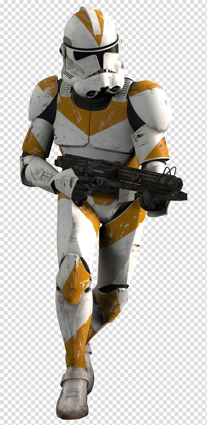 Clone trooper Obi.