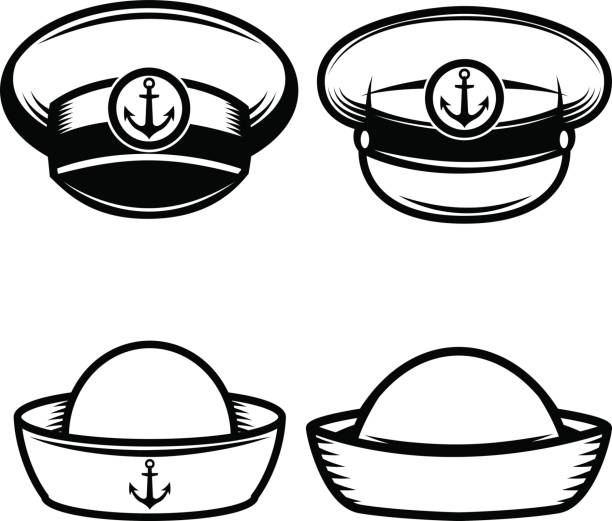 Commander In Chief Hat Clipart.