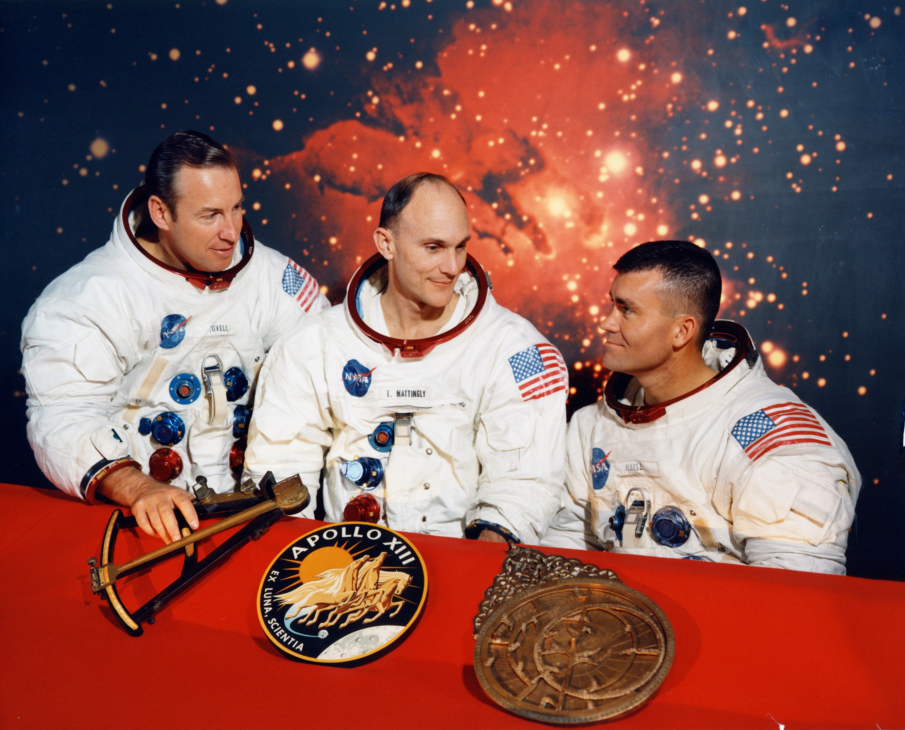Apollo 13 Image Library.