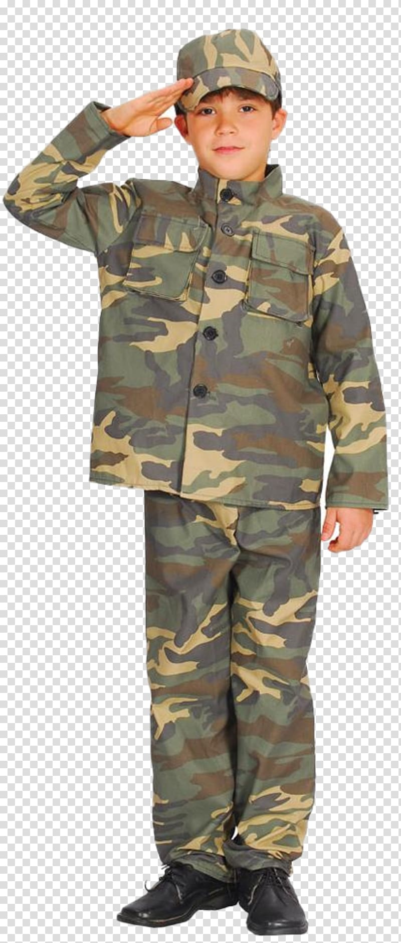 Commando Costume party Military Boy, rambo transparent.