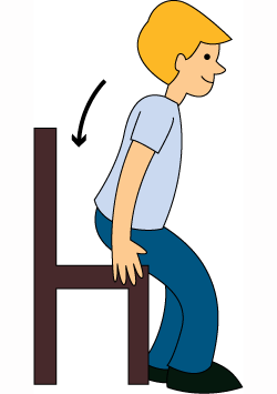 Sit clipart - Clipground