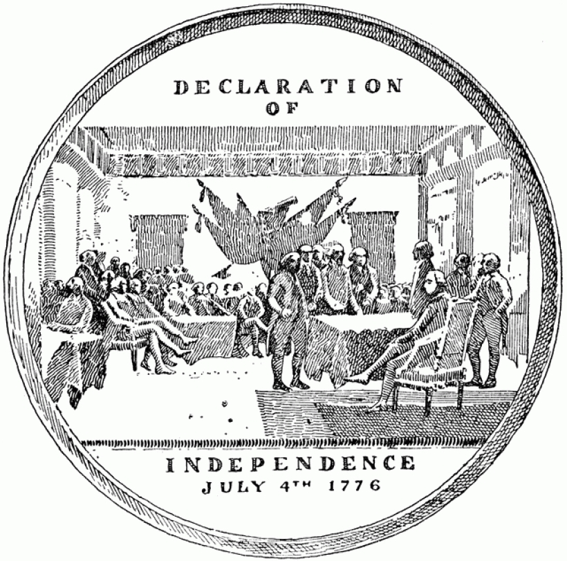 Declaration Of Independence Clipart & Declaration Of Independence.
