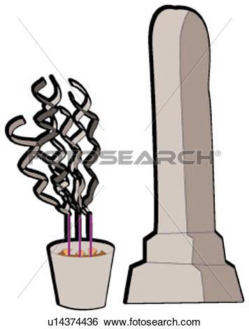 Stock Illustration of taste, design, festival, tombstone, pattern.