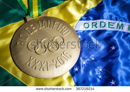 Olympic Medal Stock Photos, Royalty.