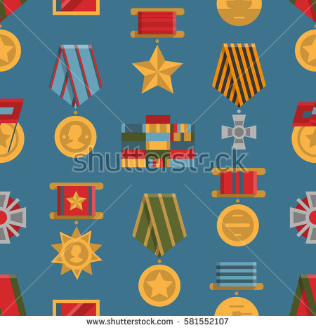 Medal For Bravery Medal For Bravery Stock Photos, Royalty.