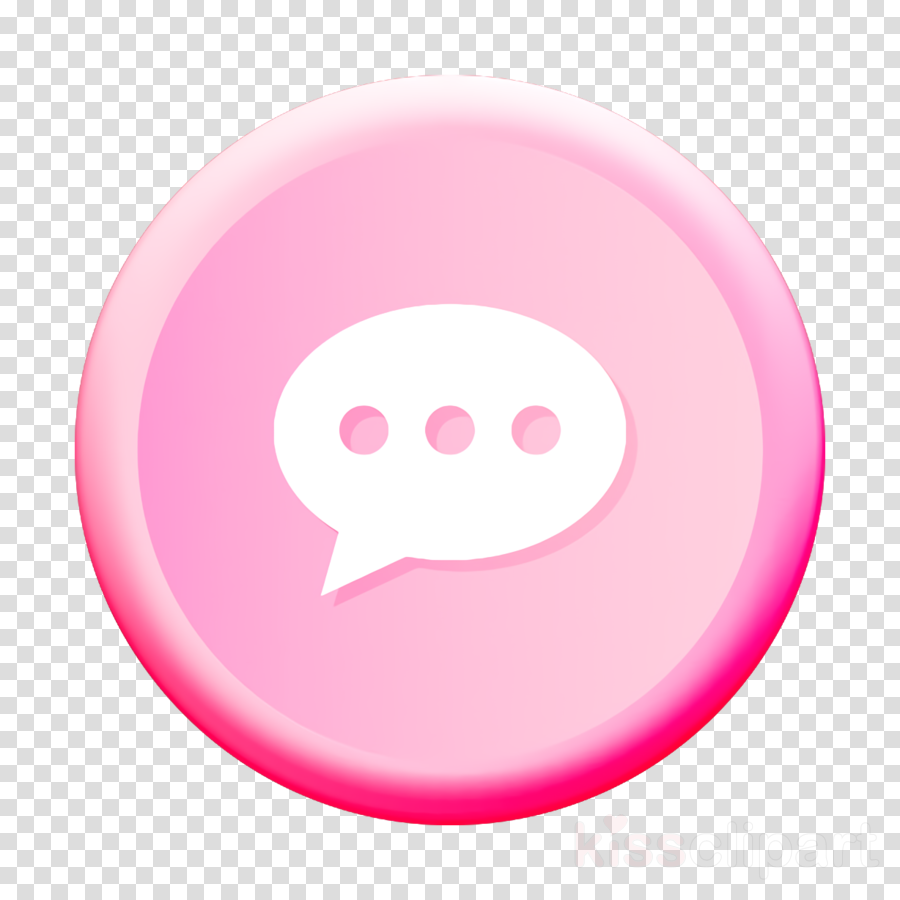bubble icon chat icon comment icon clipart.
