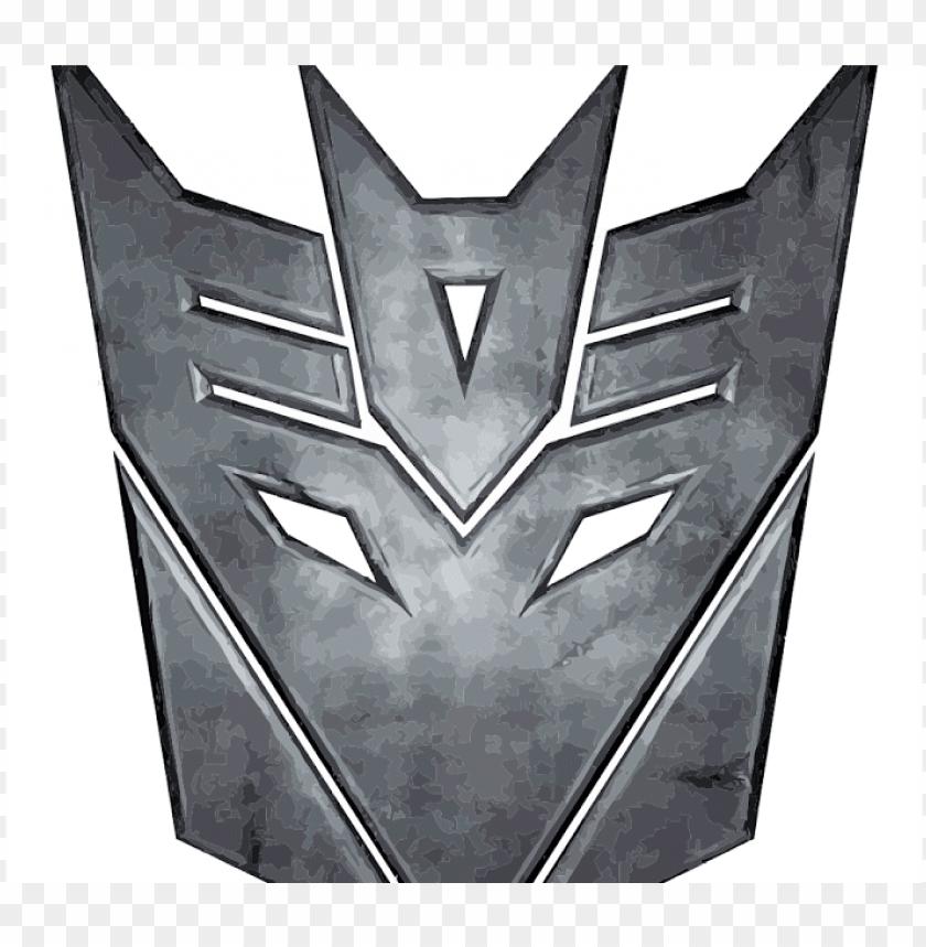 decepticon logo vector~ format cdr, ai, eps, svg, pdf.