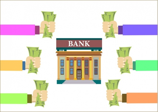 Bank free vector download (593 Free vector) for commercial.