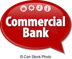 Commercial Bank Clipart.